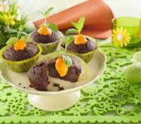 Recette Cupcakes de Pâques au chocolat