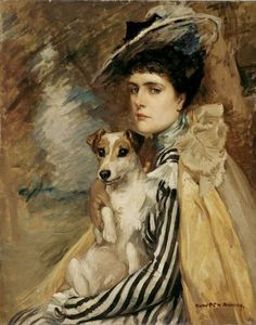 Rupert Charles Wulsten Bunny (Australian artist, 1864–1947) The Artist's Wife Jeanne
