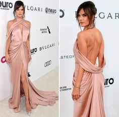 Os vestidos das after parties do Oscar 2017 - Constance Zahn | Casamentos