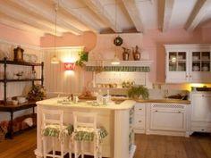 Кухня в стиле прованс (60 фото): французский шарм и деревенское очарование http://happymodern.ru/kuxnya-v-stile-provans-60-foto-francuzskij-sharm-i-derevenskoe-ocharovanie/ kuxnya-v-stile-provans_33