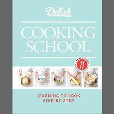 #DelishCookingSchool