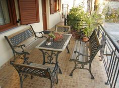 Patio, Outdoor Decor, Home Decor, Furniture, Decoration Home, Room Decor, Home Interior Design, Home Decoration, Terrace