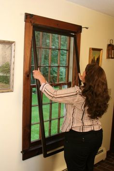 1000 images about window insulating on pinterest for How to reduce noise from windows