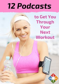 Listen up for your health! These amazing podcasts will make exercise much more enjoyable. Download them today and get moving!