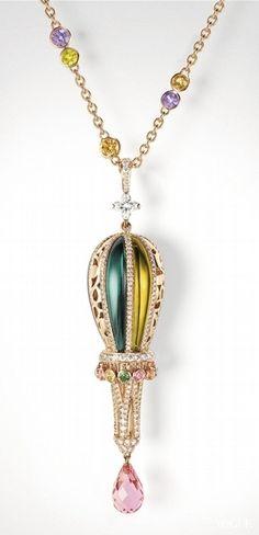 2011春夏LV高級珠寶也吹旅行風 @ EMON 恩滿國際創藝時尚 :: 隨意窩 Xuite日誌