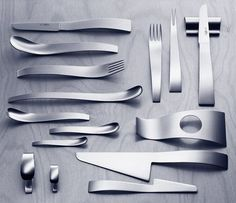 Filio Flatware by Ralph Krämer