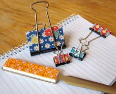 Decorated office Supplies