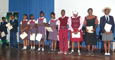 The 2011 Dickens Sanomi Essay Competition finalists in the senior category.
