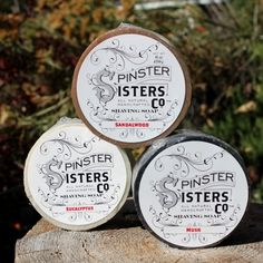 Shaving Soap | Spinster Sisters Co