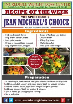 Jean Michael's Choice