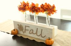 Simply Beautiful by Angela: DIY Fall Wood Art