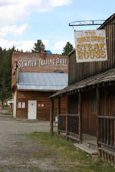 Sumpter Oregon