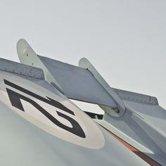 Porsche 917 rear wing