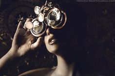 Sleepy Hollow Goggles by Kyle Miller