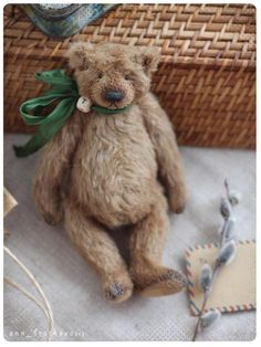 teddy bear classic deny by anna bratkova