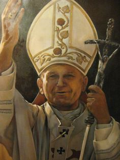 Jan Paweł II Agnieszka Błachuta