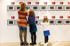 Dotography: The Worlds First Invisible Photography Exhibition