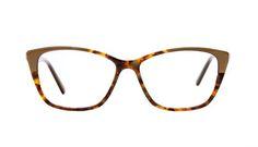 94dfd9b5ba03 Affordable Fashion Glasses Cat Eye Rectangle Eyeglasses Women Myrtle Tort  Gold Front Gold Fronts