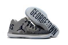 sports shoes 36fcb b574b 2017 Air Jordan XXXI Low Georgetown PE - Cheap Jordan Shoes For Sale,Discount  Jordans