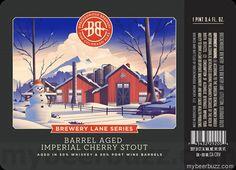 mybeerbuzz.com - Bringing Good Beers & Good People Together...: Breckenridge - Brewery Lane Series Barrel-Aged Imp...