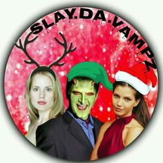 """My 3 favoourite demons. 1) Anya the vengence demon 2) Lorne the singing demon 3) Cordelia the vision demon.  1. Thank you @buffyslays_angelbites for making me this beautiful icon. I wish you a merry christmas and guys please follow her! 2. My day went form weird to bad. 3. My friend posted a dtatus on face book to my other friend saying: """"Camron how's your elephant?"""" And i got it straight away and laughed. 4. Basically the story of the elephant begins when i was in year 7/ 7th grade and…"""