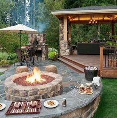 Backyard heaven