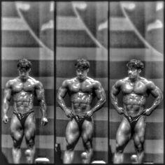 Jung Min Joo (정민주, Korean Bodybuilder)
