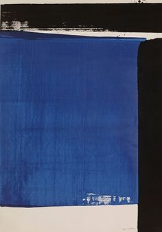 Artworks of Pierre Soulages (French, 1919)