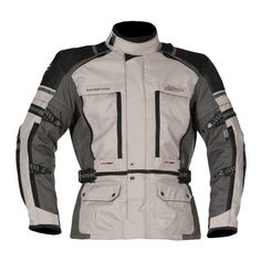 RST Adventure 1222 Suit Jacket, sand - Jackets - Motorcycle Clothing - Clothing