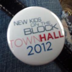NKOTB Town Hall 2012