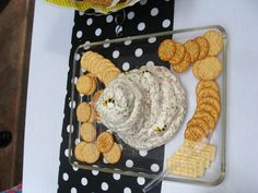 Bride to Bee- Bridal shower cheese ball @Marcia Cunha Jett @Joo Hee Jett