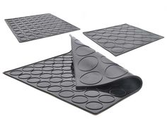 Macaroon Mat / Macaron Mat – Revolutionary Double Sided Silicone Bakeware Baking Mat