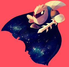 Meta Knight by MusicalCombusken on deviantART