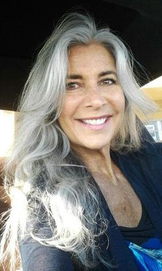 This gorgeous woman is Hillary Barnett Bitar, 52.