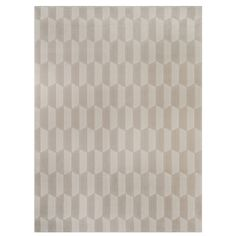 allen   roth Aberlee Tonal Creme and White Rectangular Indoor Machine-Made Area Rug (Common: 7 x 10; Actual: 96-in W x 120-in L)