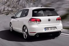 This is the exclusive Volkswagen GTI, check it out now.