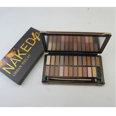 urban decay naked 4 eyeshadow palette 24 color is great sale and the price is very cheap only $19.95