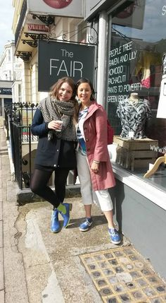 Our exclusive pop up launch event was held on the 30th of May from 12pm-4pm with an array of ethical shoes and fashion as well as healthy drinks and nibbles! We are poping-up at 'The Fair Shop' from the 30th of May until the 28th of June as our shoes will still be there for you to try on and purchase!