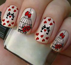 Nail Designs, Nail Art, Vintage, Beauty, Sun, Stripes, Make Up, Nail Design, Nail Arts
