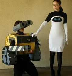 Wall-E - The Best of Halloween and Cosplay Costumes 2013/ 2014: Random Costume Favorites Halloween 2013