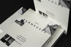 Les Flâneuses for Praxis Art Actuel by Justin Lortie