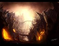 A deep abyss that is used as a dungeon to torture the wicked and is a prison for the Titans.