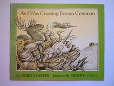 Books-As I Was Crossing Boston Common