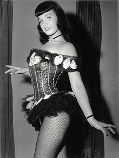 Were Bettie Page photos illegel   Abnormal Perversions of a Sissy: Bettie Paige