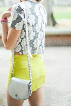 spring fashion #rebeccaminkoff @theimpeccablepig @Rebecca Minkoff @JOA @Nordstrom