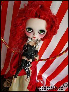 Blythe Dolls Circus