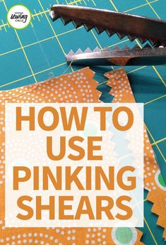 Pinking shears are a fantastic tool to add to your sewing kit. They are not something you will need right away, but once you get all the basics stocked and are ready to add on some of the extras, pinking shears should be at the top of the list. (Especially if you are making garments.) You can also get a pinking blade for your rotary cutter!