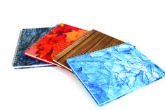 The Texture Series, part of Pink Pig's Trendy Pig Range, offers 4 unique Sketchbook designs, photographic printed covers offer close up detail of Fractured Rock, Fallen Leaves, Shattered Glass & Wood Grain, all available on the Pink Pig Mail Order Website, www.the-pink-pig.co.uk If you are Trade Customer looking to buy in Bulk, try our Trade Website; www.pinkpigtrade.co.uk Fallen Leaves, Autumn Leaves, Pink Pig Sketchbook, Shattered Glass, Looking To Buy, Sketchbooks, Wood Grain, Range, Texture