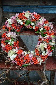 Wreath from Liljor Och Tulpaner.