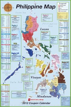 11 Best Philippine map images | Philippine map, Philippines, Drinkware